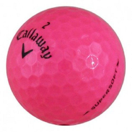24 Callaway Supersoft Pink